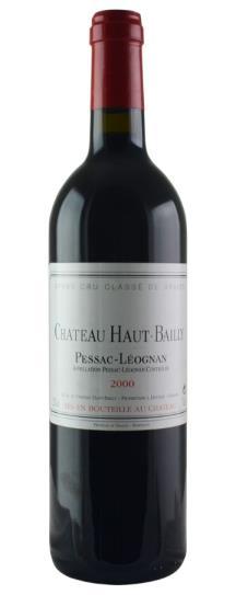 2000 Haut Bailly Bordeaux Blend