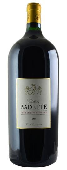 2015 Badette Bordeaux Blend