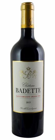 2018 Badette Bordeaux Blend