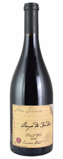 2010 Coup de Foudre Pinot Noir