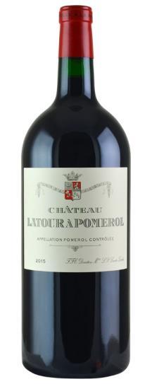2015 Latour a Pomerol Bordeaux Blend