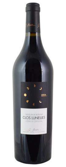 2006 Clos les Lunelles Bordeaux Blend