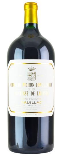 2010 Pichon-Longueville Comtesse de Lalande Bordeaux Blend
