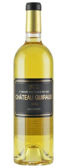 2016 Chateau Guiraud Sauternes Blend