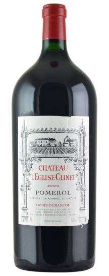 2000 L'Eglise Clinet Bordeaux Blend