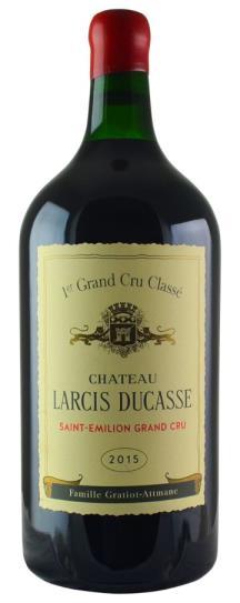 2015 Larcis-Ducasse Bordeaux Blend