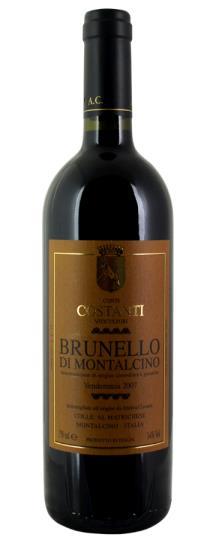 2007 Conti Costanti Brunello di Montalcino