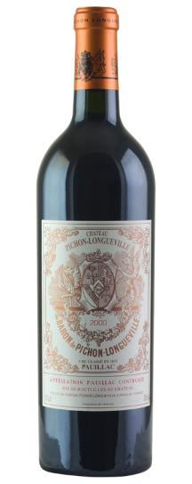 2000 Pichon-Longueville Baron Bordeaux Blend