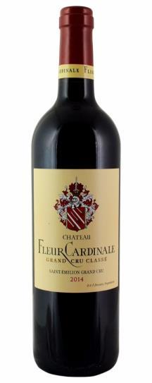 2018 Fleur Cardinale Bordeaux Blend