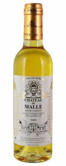 2009 Chateau de Malle Sauternes Blend