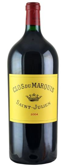 2004 Clos du Marquis Bordeaux Blend