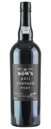 2011 Dow Vintage Port