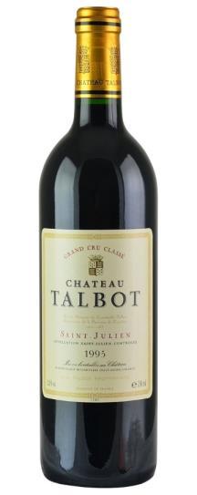 1995 Talbot Bordeaux Blend