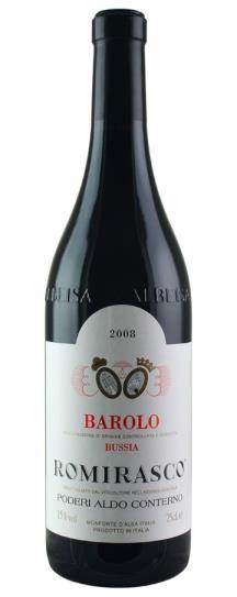 2009 Conterno, Aldo Barolo Romirasco