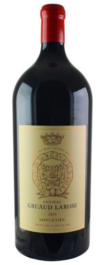 2015 Gruaud Larose Bordeaux Blend