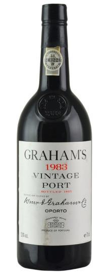 1977 Graham Vintage Port