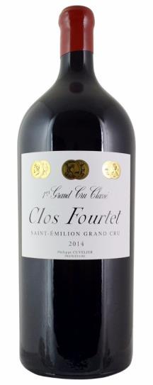 2014 Clos Fourtet Bordeaux Blend