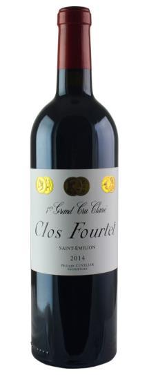 2015 Clos Fourtet Bordeaux Blend