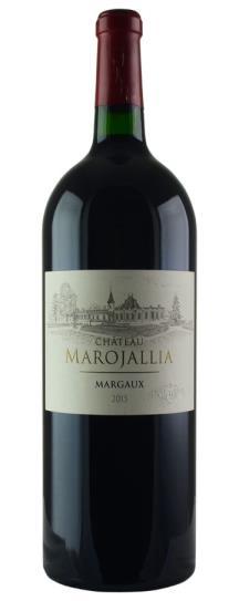 2015 Marojallia Bordeaux Blend