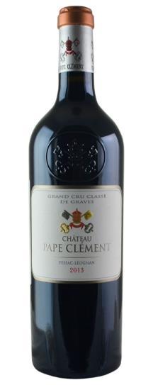 2013 Pape Clement Bordeaux Blend