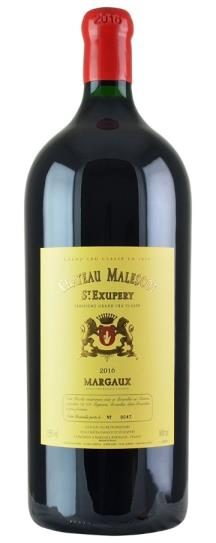 2016 Malescot-St-Exupery Malescot-St-Exupery