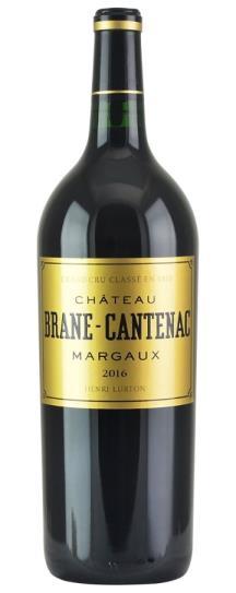 2016 Brane-Cantenac Bordeaux Blend