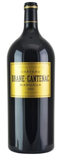 2016 Brane-Cantenac Brane-Cantenac