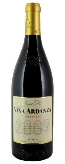 2007 La Rioja Alta Vina Ardanza Reserva