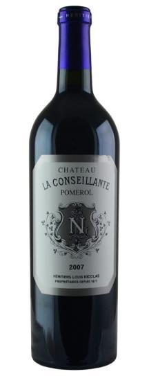 2007 La Conseillante Bordeaux Blend