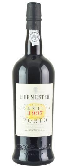 1937 J W Burmester Colheita Port