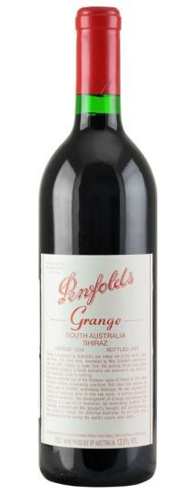 1992 Penfolds Grange