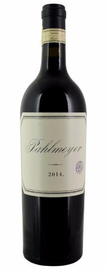 2014 Pahlmeyer Winery Merlot