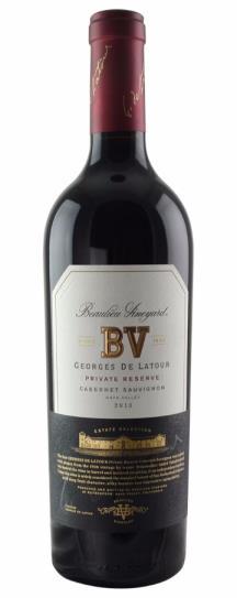 2013 Beaulieu Cabernet Sauvignon Private Reserve Georges de Latour