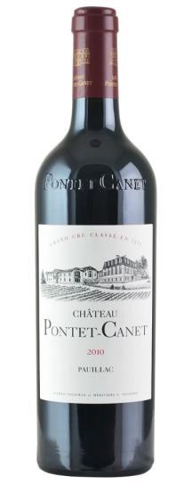 2010 Pontet-Canet Pontet-Canet
