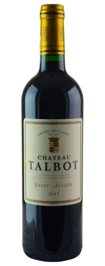 2017 Talbot Bordeaux Blend