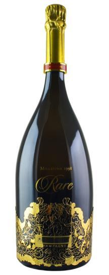 1998 Piper Heidsieck Brut Champagne Cuvee Rare