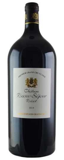 2015 Chateau Beau-Sejour Becot Bordeaux Blend
