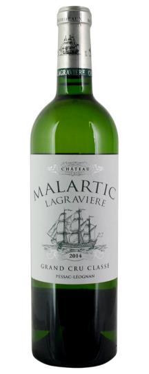 2017 Malartic-Lagraviere Blanc