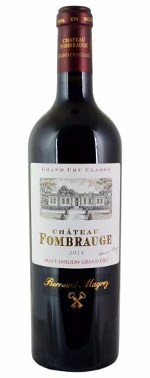 2015 Fombrauge Bordeaux Blend