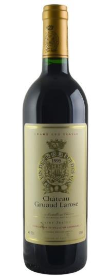 1995 Gruaud Larose Bordeaux Blend