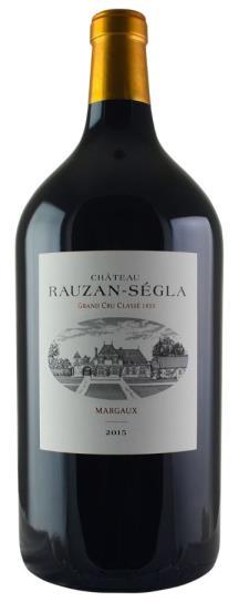 2015 Rauzan-Segla (Rausan-Segla) Bordeaux Blend