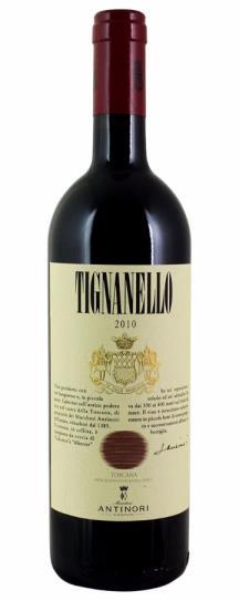 2010 Antinori Tignanello IGT