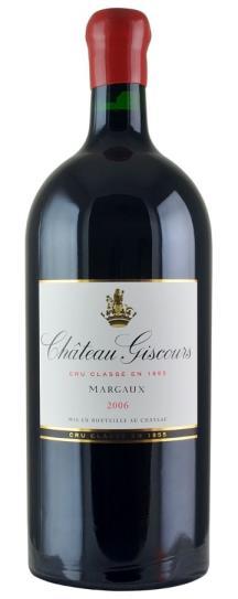 2006 Giscours Bordeaux Blend
