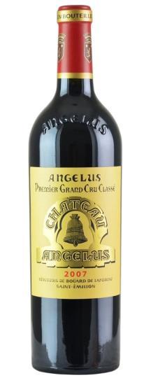 2007 Angelus Bordeaux Blend