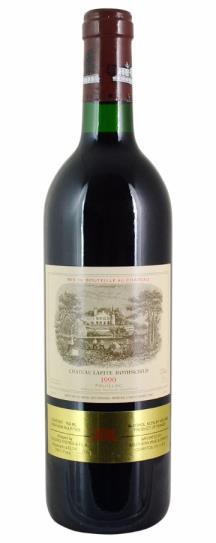 1990 Lafite-Rothschild Bordeaux Blend