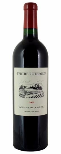 2012 Le Tertre Roteboeuf Bordeaux Blend