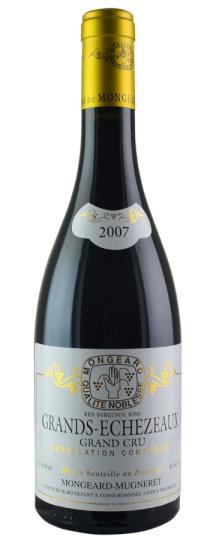 2007 Domaine Mongeard-Mugneret Grands Echezeaux