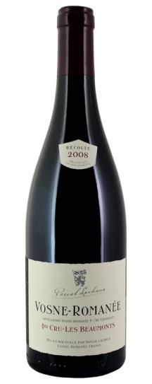 2008 Lachaux, Pascal Vosne Romanee les Beaux Monts