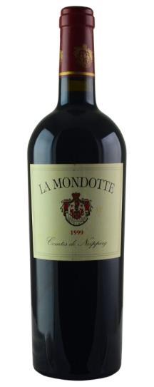 1999 Mondotte, La Bordeaux Blend