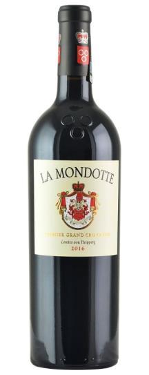 2016 La Mondotte Bordeaux Blend
